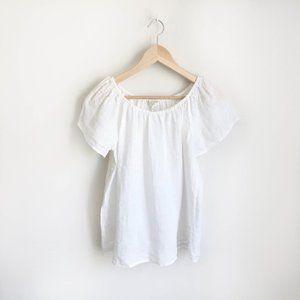 Joie gauze cotton summer top - size xs